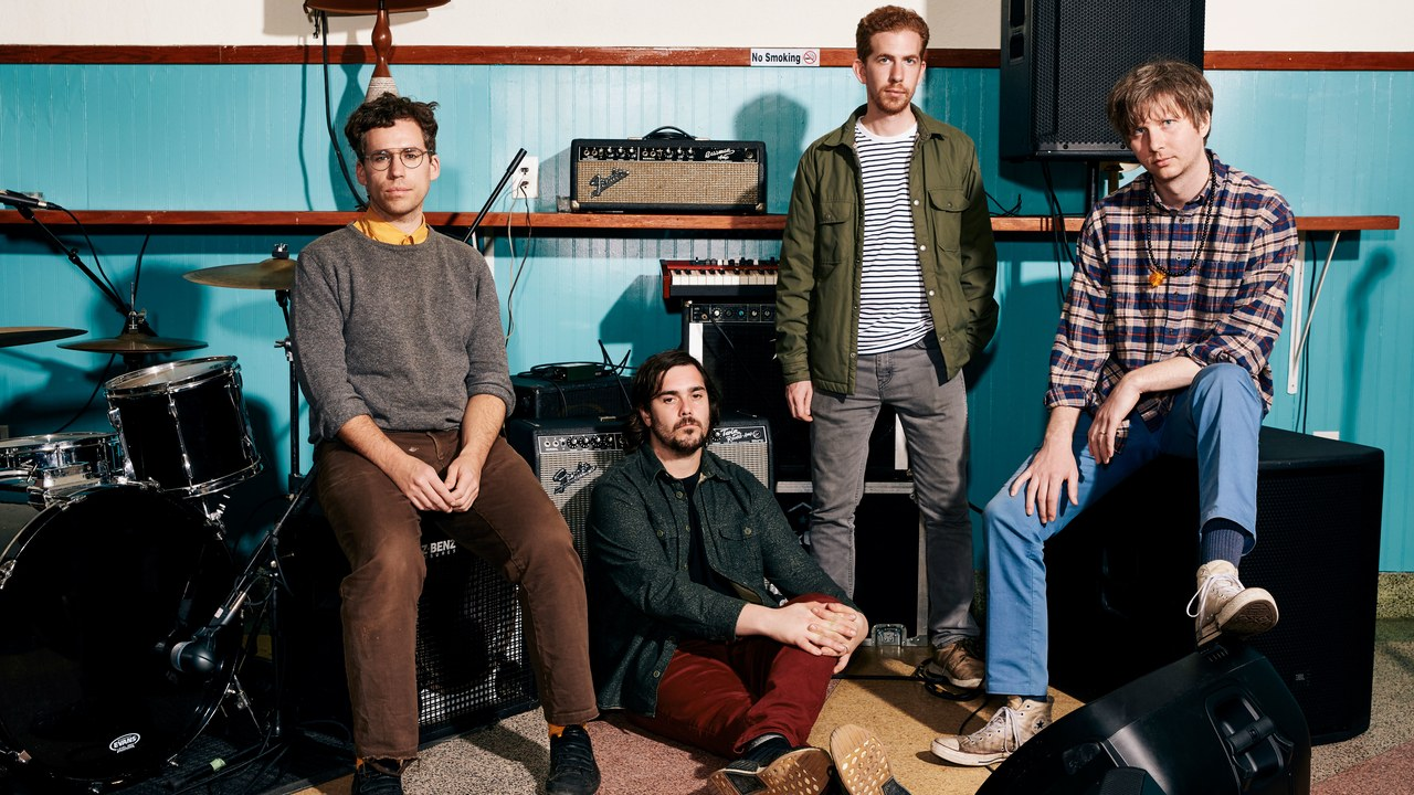 Parquet Courts: The Raising Rock Indie Band From NY