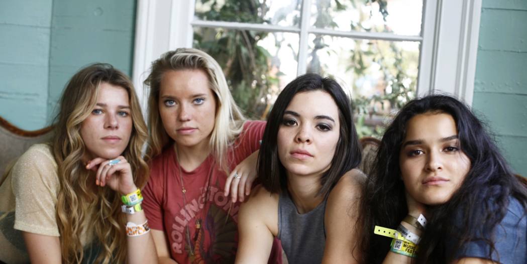 The Aces: Girls Who Conquer The Indie Band