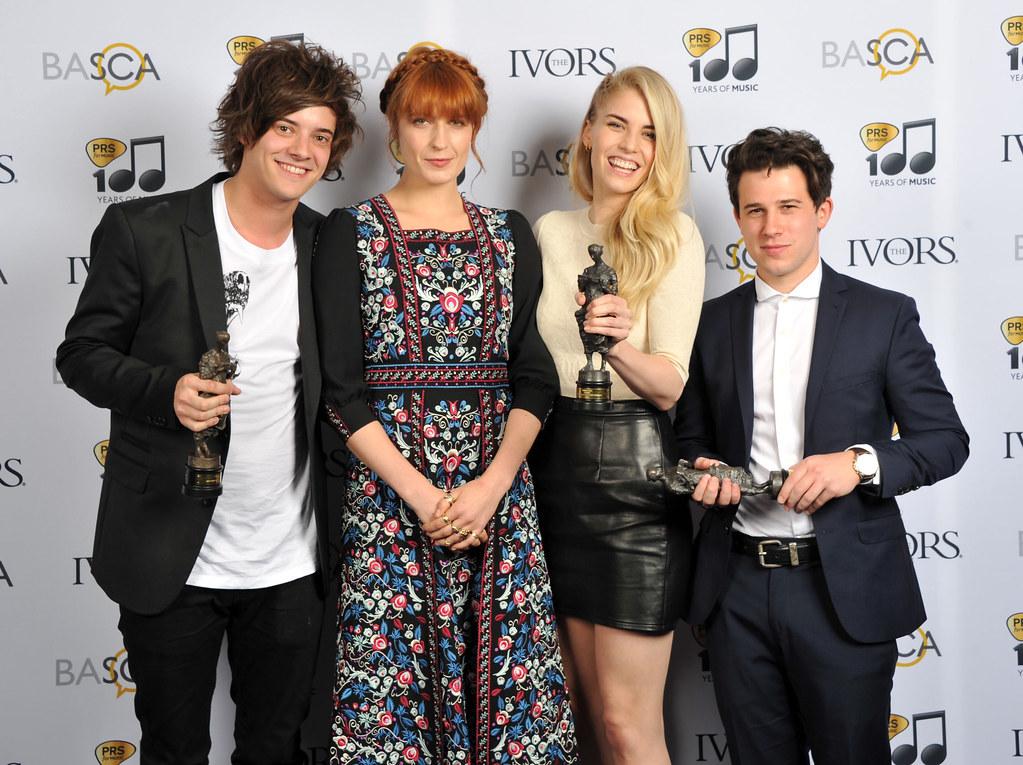 London Grammar, English Indie Pop Band