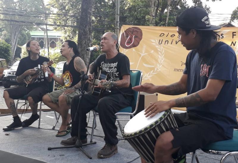 Biografi band Marjinal Serta Perjalanannya Untuk Indonesia