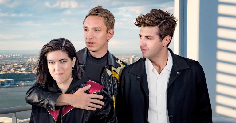 The Rising Star: The xx