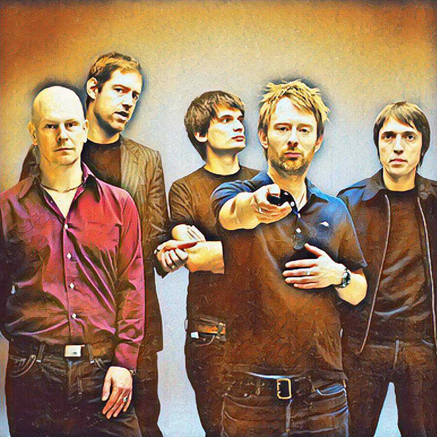 Radiohead – The Questionable Indie